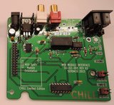 Waveblaster Module MIDI Interface Board 'Chill Limited Edition' V2 KIT_