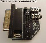 CHiLL n Phil : assembled PCB