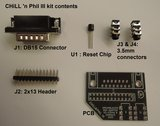 CHiLL n Phil : Solder kit parts