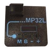 MP32L-Blue enclosure for Pi3A+