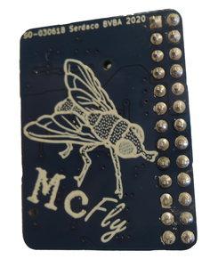 Mc Fly Silk Blue