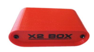 X2BOX Front